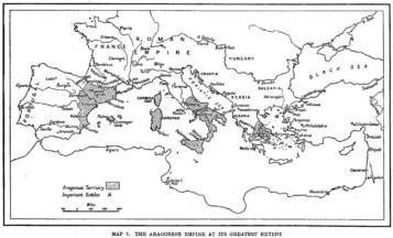 Det aragonesiska imperiet