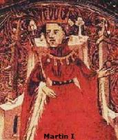 Martin I