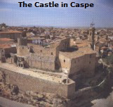 The Castle in Caspe