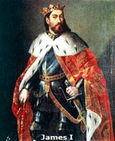 HM King James I